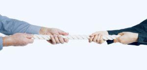 biegsamkeit in der Partnerschaft
